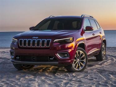 2019 Jeep Cherokee LATITUDE Sport Utility  NC