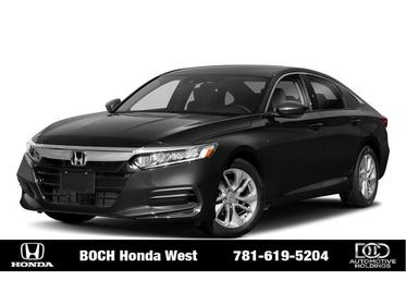 2018 Honda Accord LX CVT Westford MA