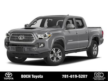 2018 Toyota Tacoma TRD SPORT DOUBLE CAB 5' BED V6 4X4 Norwood MA