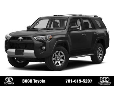 2018 Toyota 4Runner TRD OFF ROAD 4WD Norwood MA
