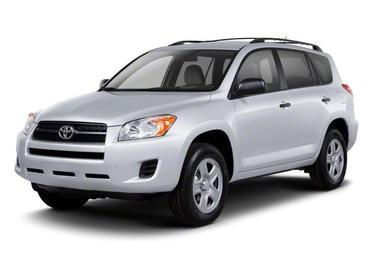 2012 Toyota RAV4 4WD 4DR I4 (NATL) Sport Utility