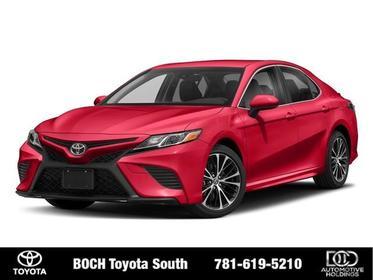 2018 Toyota Camry SE AUTO 4dr Car