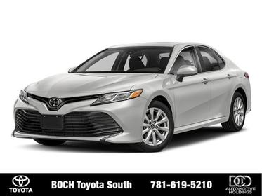 2018 Toyota Camry LE 4dr Car