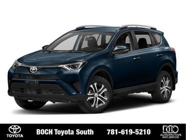 2018 Toyota RAV4 LE AWD Sport Utility