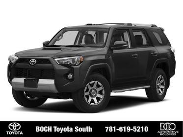 2018 Toyota 4Runner TRD OFF ROAD 4WD Sport Utility North Attleboro MA