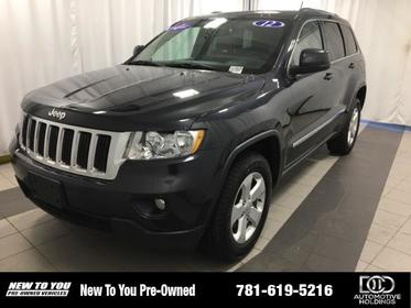 2012 Jeep Grand Cherokee 4WD 4DR LAREDO Norwood MA