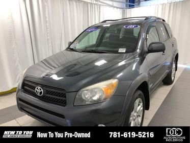 2008 Toyota RAV4 4WD 4DR 4-CYL 4-SPD AT SPORT