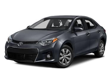 2016 Toyota Corolla S PLUS 4dr Car North Attleboro MA