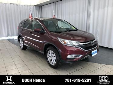 2015 Honda CR-V AWD 5DR EX-L Norwood MA