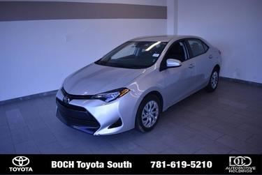 2017 Toyota Corolla LE 4dr Car North Attleboro MA