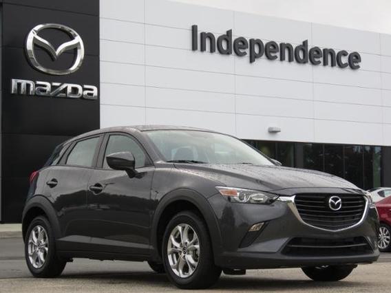 2016 Mazda Mazda CX-3 SPORT Slide 0