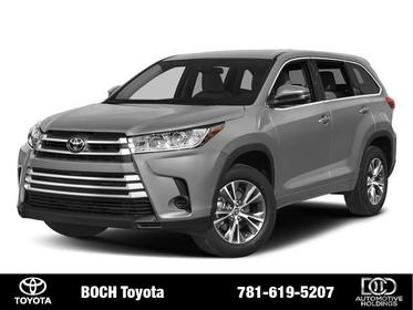 2018 Toyota Highlander LE V6 AWD Norwood MA