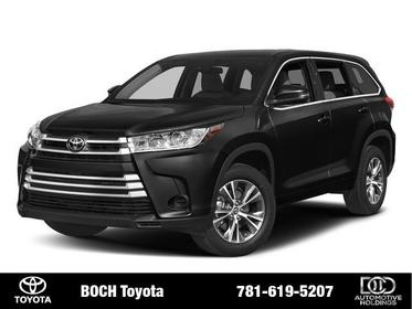 2018 Toyota Highlander LE PLUS V6 AWD Norwood MA