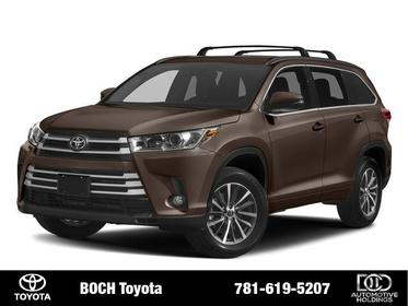 2018 Toyota Highlander XLE V6 AWD Norwood MA
