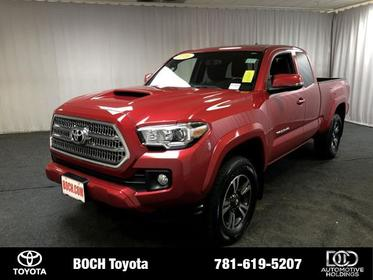 2016 Toyota Tacoma 4WD ACCESS CAB V6 AT TRD SPORT Norwood MA