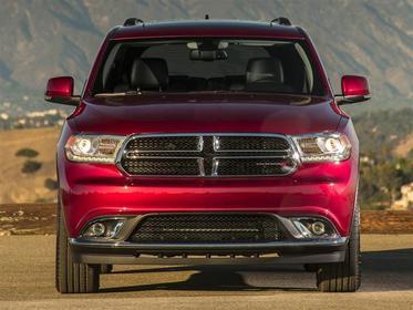2018 Dodge Durango SXT 4D Sport Utility  NC