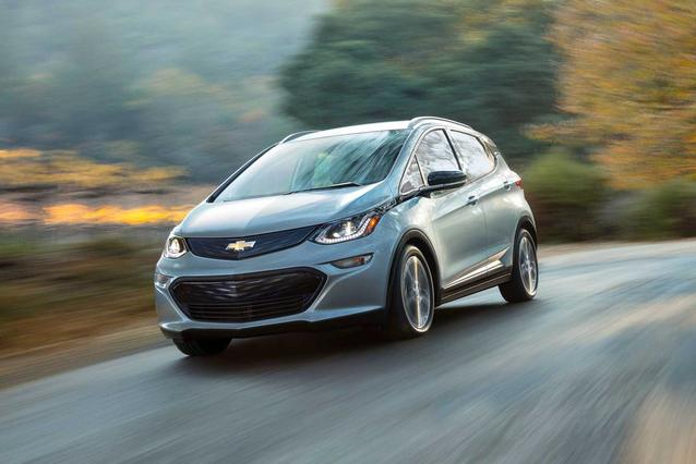 2019 Chevrolet Bolt EV LT Slide 0