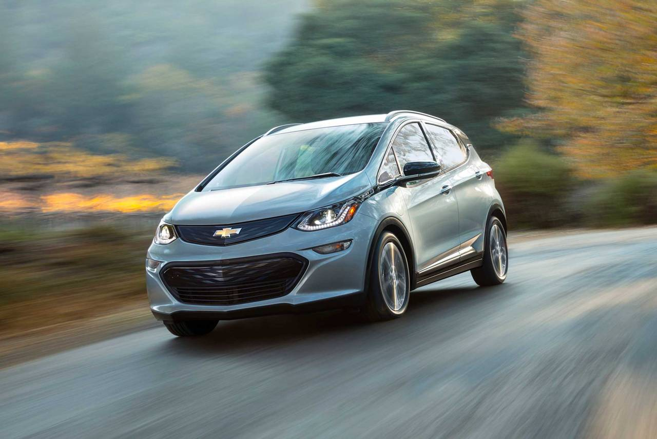 New 2019 Chevrolet Bolt EV