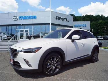 2016 Mazda Mazda CX-3 GRAND TOURING AWD Grand Touring 4dr Crossover Green Brook NJ