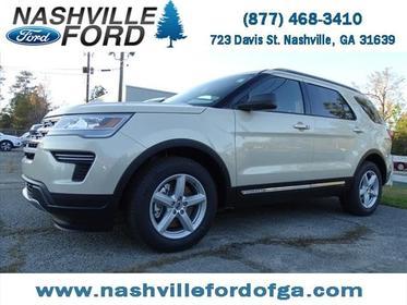 2018 Ford Explorer XLT SUV Nashville GA