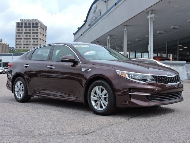 2016 Kia Optima LX 4dr Car Cary NC