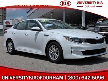 2018 Kia Optima LX 4dr Car Greensboro NC