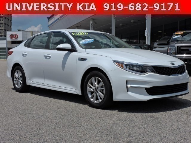 2018 Kia Optima LX 4dr Car Raleigh NC
