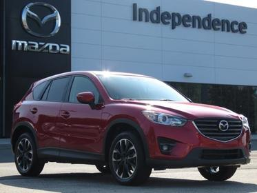 2016 Mazda Mazda CX-5 GRAND TOURING Slide