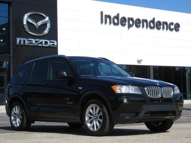 2014 BMW X3 XDRIVE28I Slide