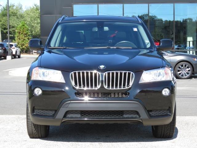 2014 BMW X3 XDRIVE28I Slide