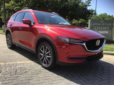 2018 Mazda Mazda CX-5 TOURING Cary NC