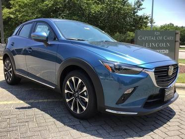 2019 Mazda Mazda CX-3 GRAND TOURING Cary NC