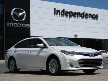 2014 Toyota Avalon Hybrid LIMITED Slide