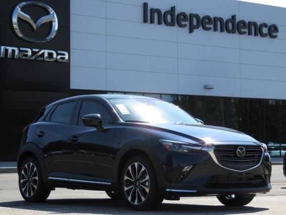2019 Mazda Mazda CX-3 GRAND TOURING Slide 0