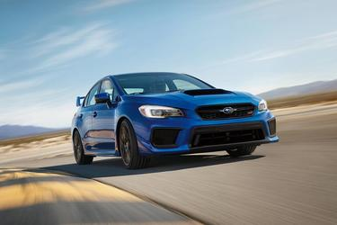 2019 Subaru WRX MANUAL Sedan Slide