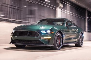 2019 Ford Mustang BULLITT 2dr Car Slide 0