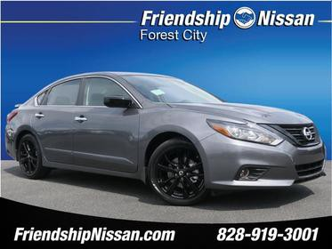 2018 Nissan Altima 2.5 SR 2.5 SR 4dr Sedan Forest City NC