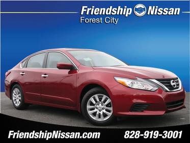 2018 Nissan Altima 2.5 S 2.5 S 4dr Sedan Forest City NC
