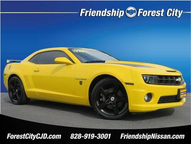 2012 Chevrolet Camaro SS 2SS SS 2dr Coupe w/2SS Bristol TN