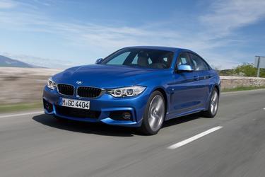 2017 BMW 4 Series 440I Sedan Apex NC