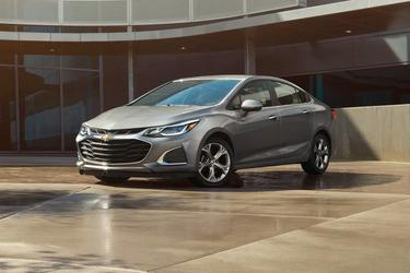 2019 Chevrolet Cruze LT Raleigh NC