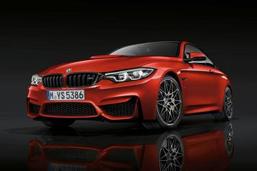 2018 BMW M4 COUPE Coupe Slide