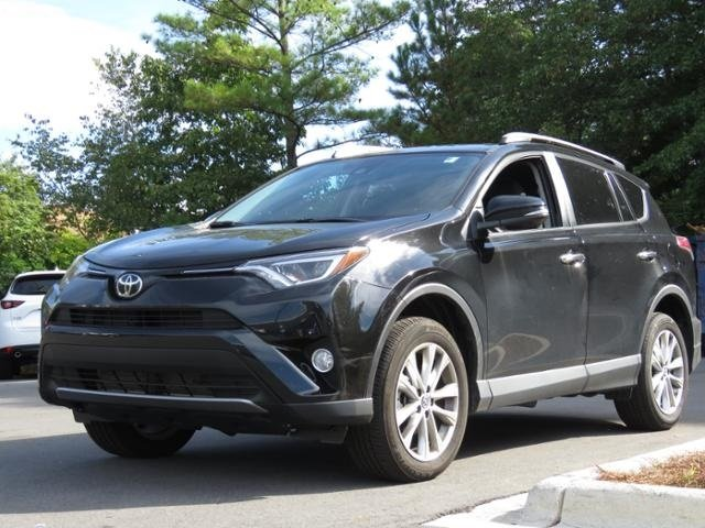 2018 Toyota RAV4 LIMITED Charlotte NC
