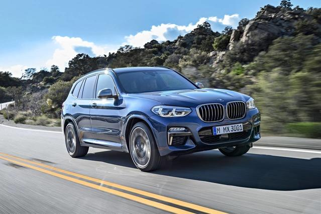 2019 BMW X3 M40I SUV Slide 0
