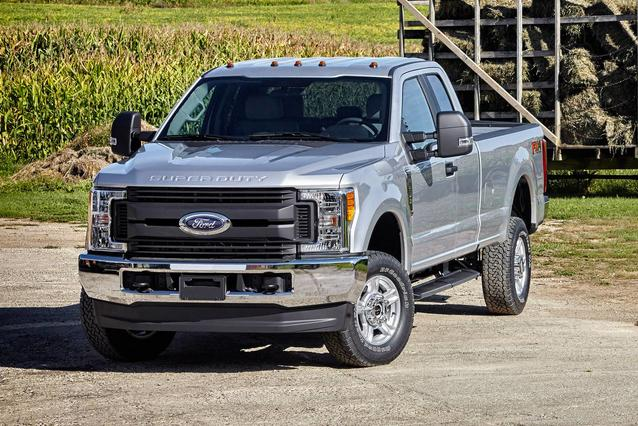 2019 Ford F-250SD LIMITED Slide 0