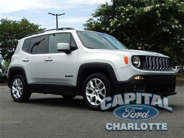 2015 Jeep Renegade LATITUDE Greensboro NC