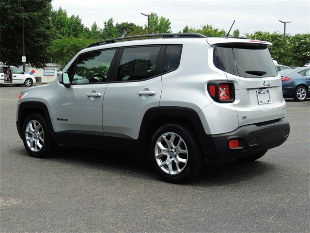 2015 Jeep Renegade LATITUDE Rocky Mount NC