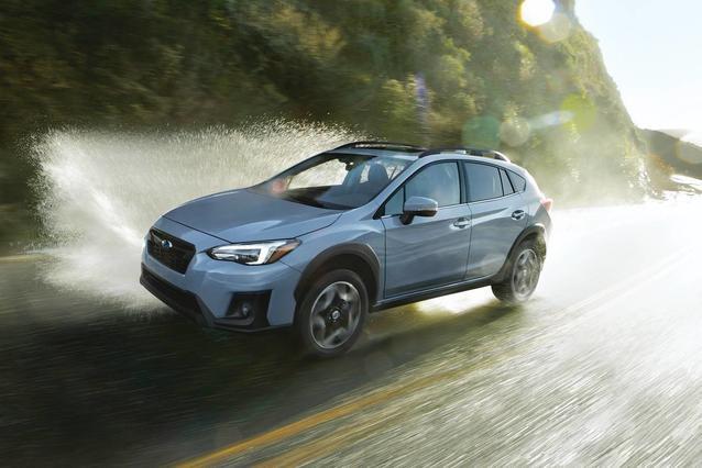 2019 Subaru Crosstrek 2.0I PREMIUM SUV Slide 0
