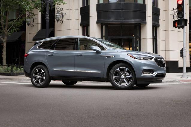 2019 Buick Enclave AVENIR Sport Utility Slide 0