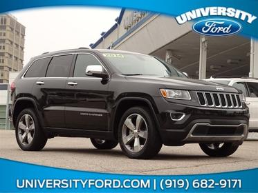 2014 Jeep Grand Cherokee LIMITED Sport Utility Greensboro NC